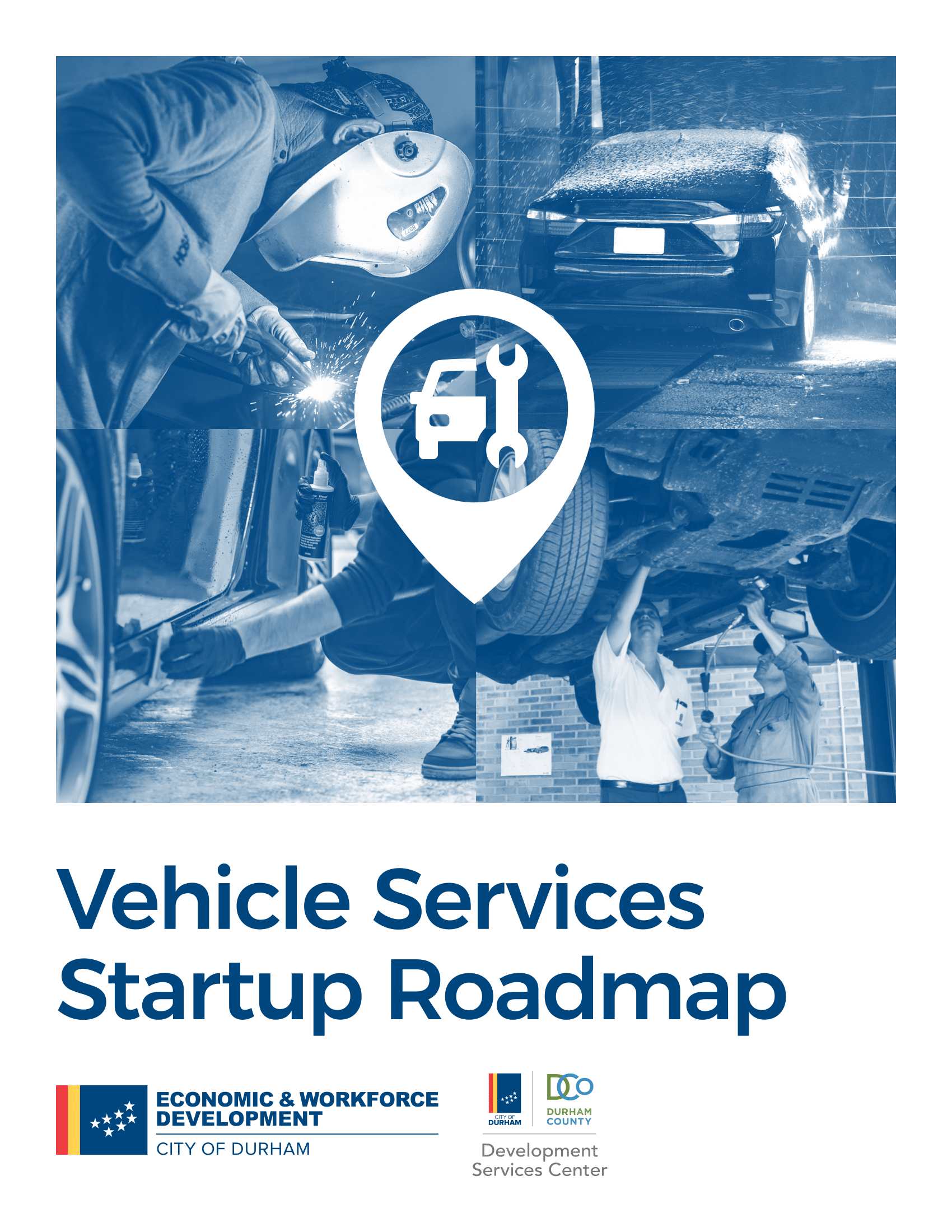 Vehicle Services Startup Roadmap