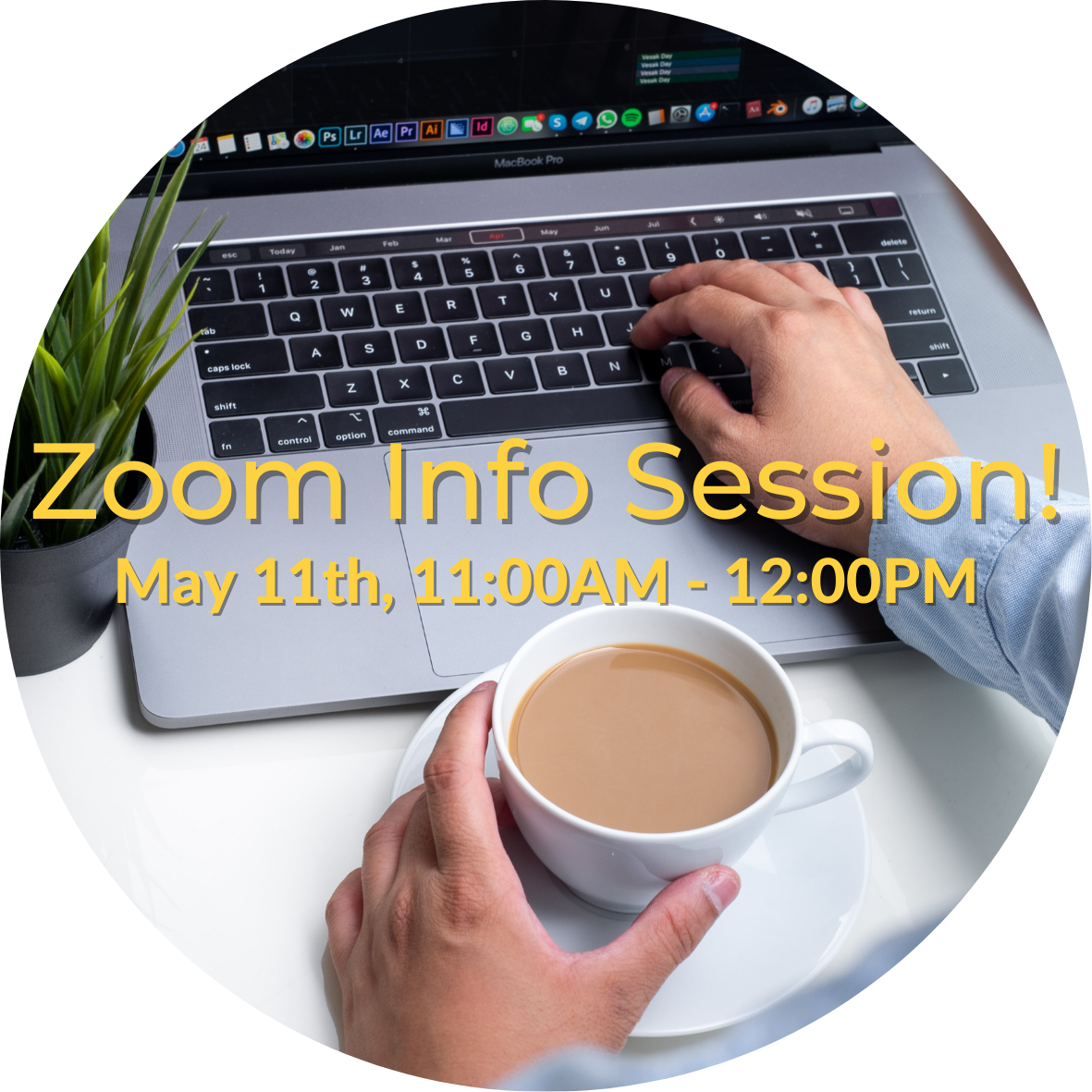 Zoom Info Session link